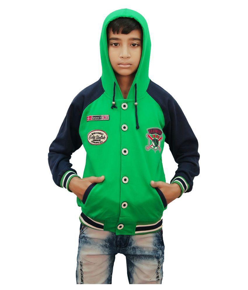 Kothari boys  Hooded Sweatshirt