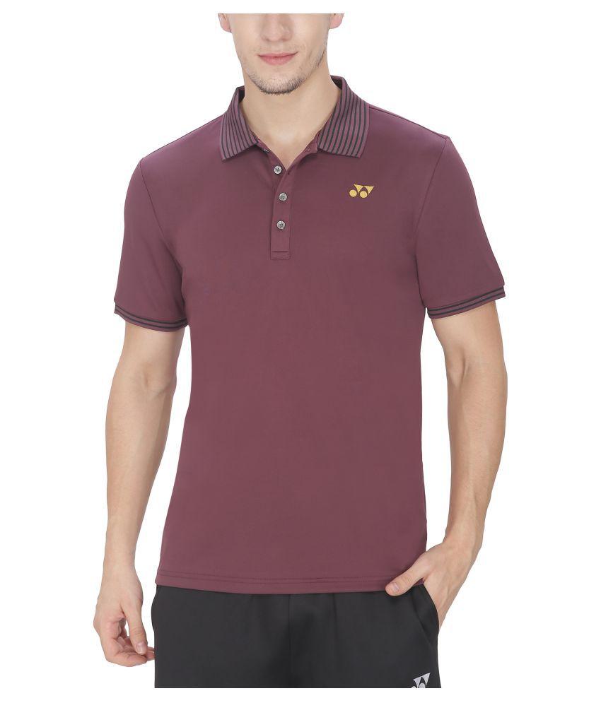 Yonex Magenta T-Shirt