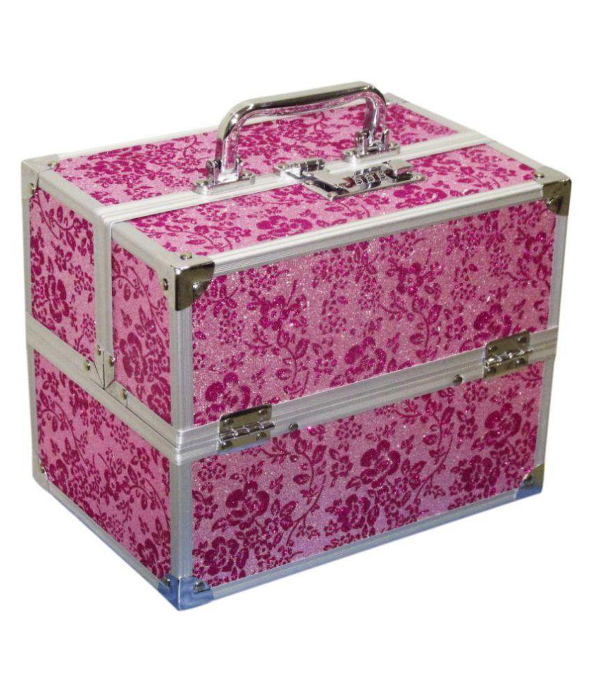 Pretty Pink Jewellery Box