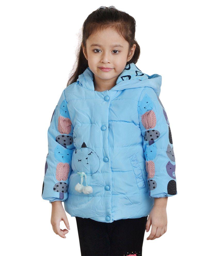 Qeboo Blue Jacket
