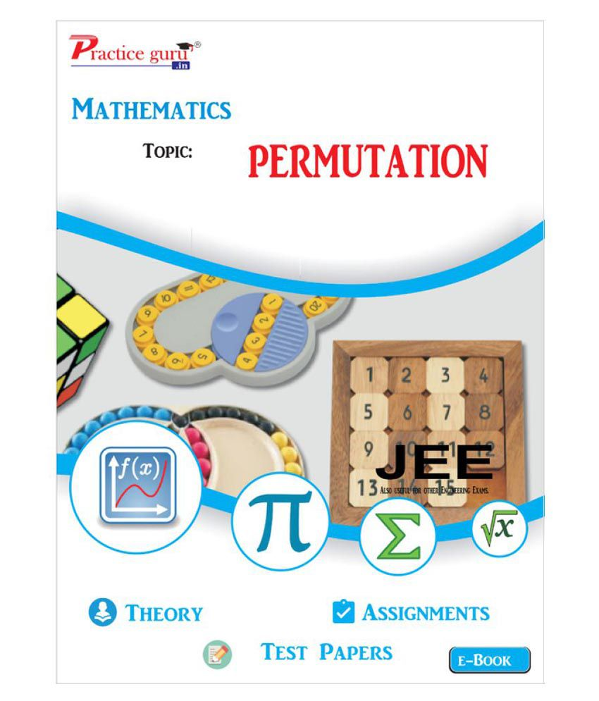 Permutations & Combinations - Notes and MCQs / Assignments PDF