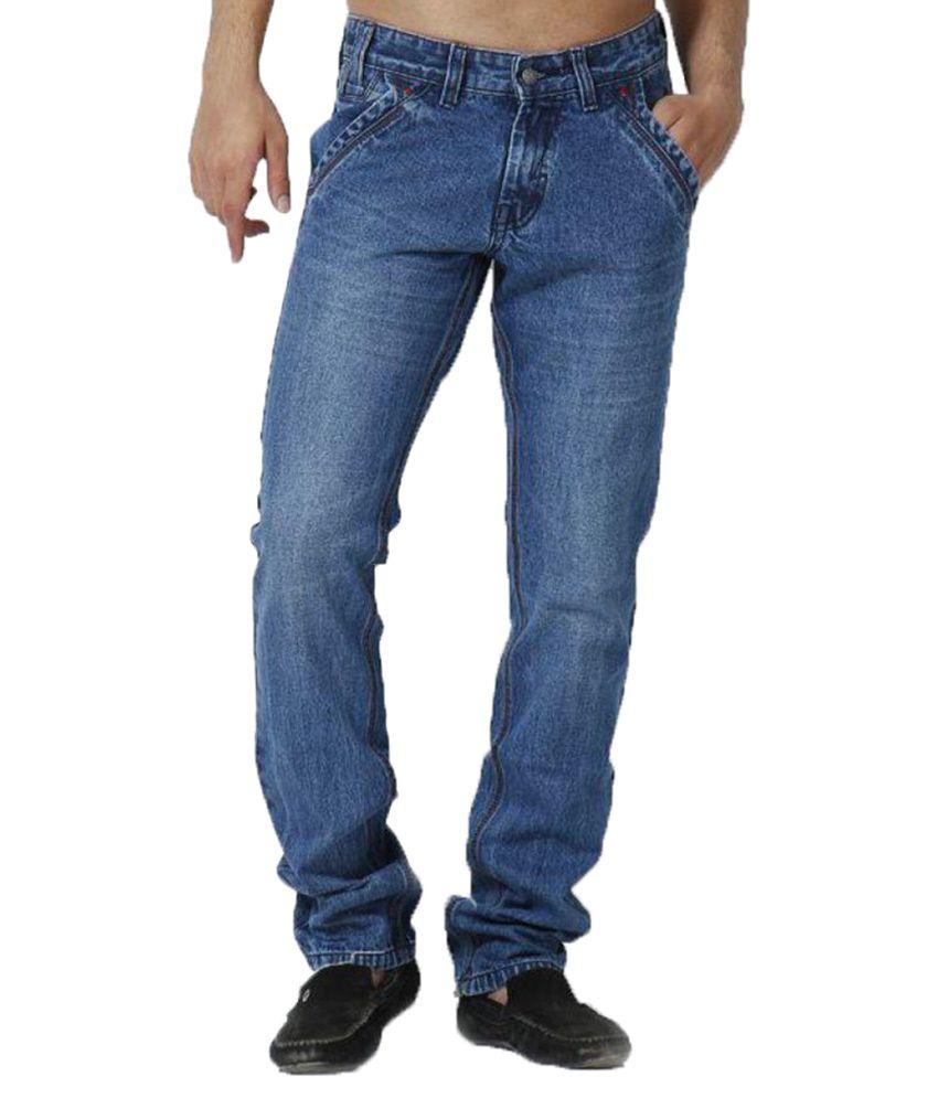 Vihan Trading Company Blue Slim Jeans