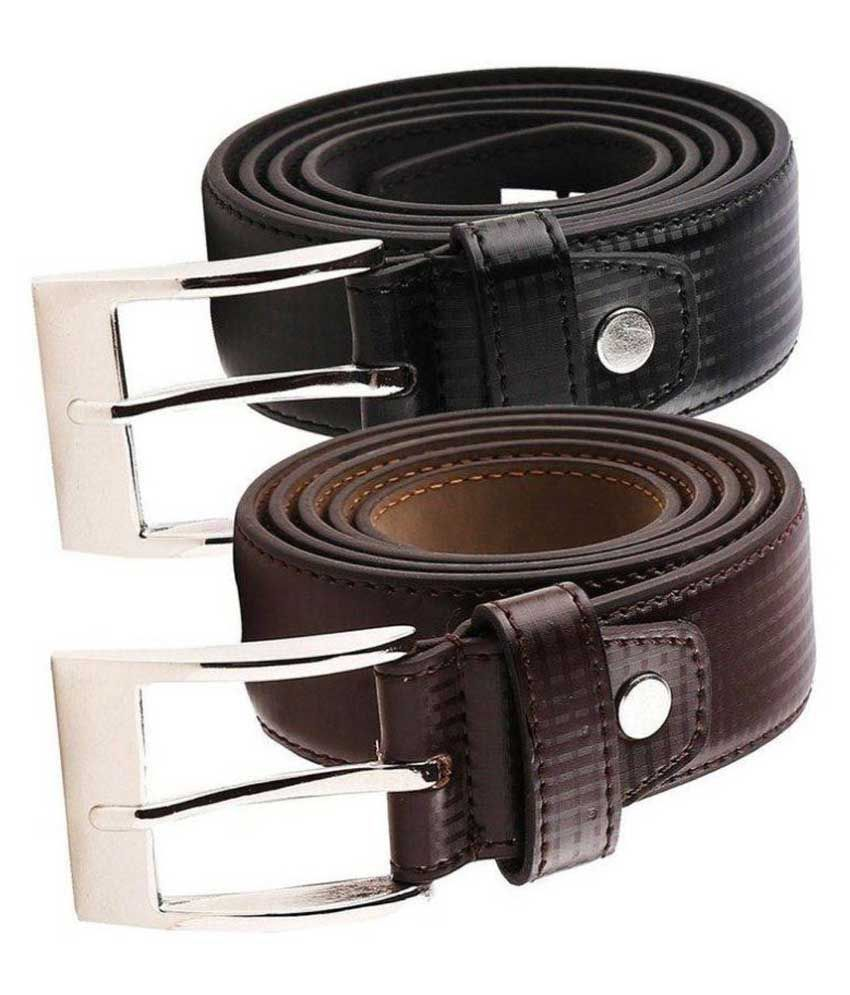KMR Multi Leather Party Belts