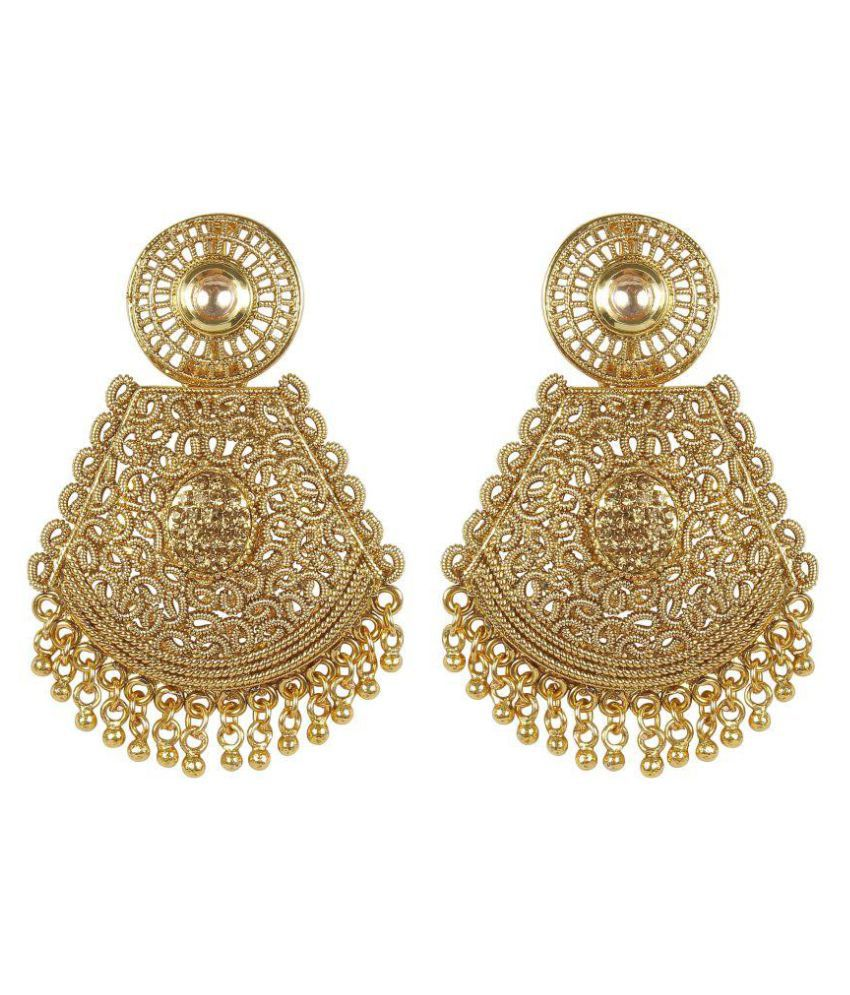 Much more golden chandelier earrings buy much more golden much more golden chandelier earrings aloadofball Choice Image