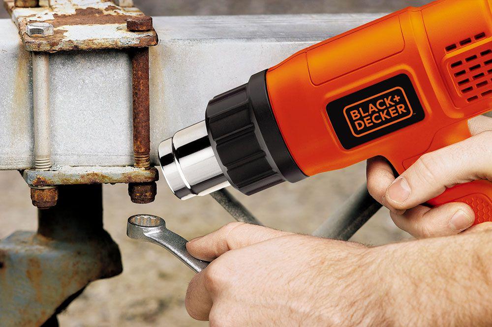 Black + Decker - KX1800 - 1800W Heat Gun / Hot Air Gun