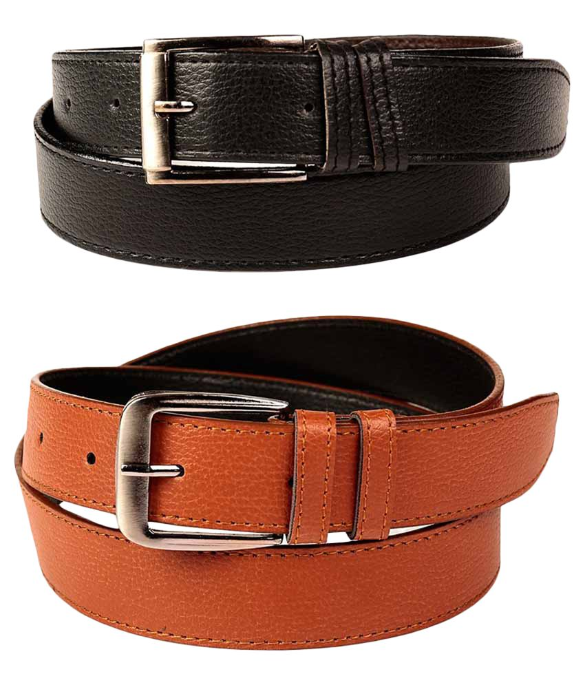 Fedrigo Multi Faux Leather Casual Belts