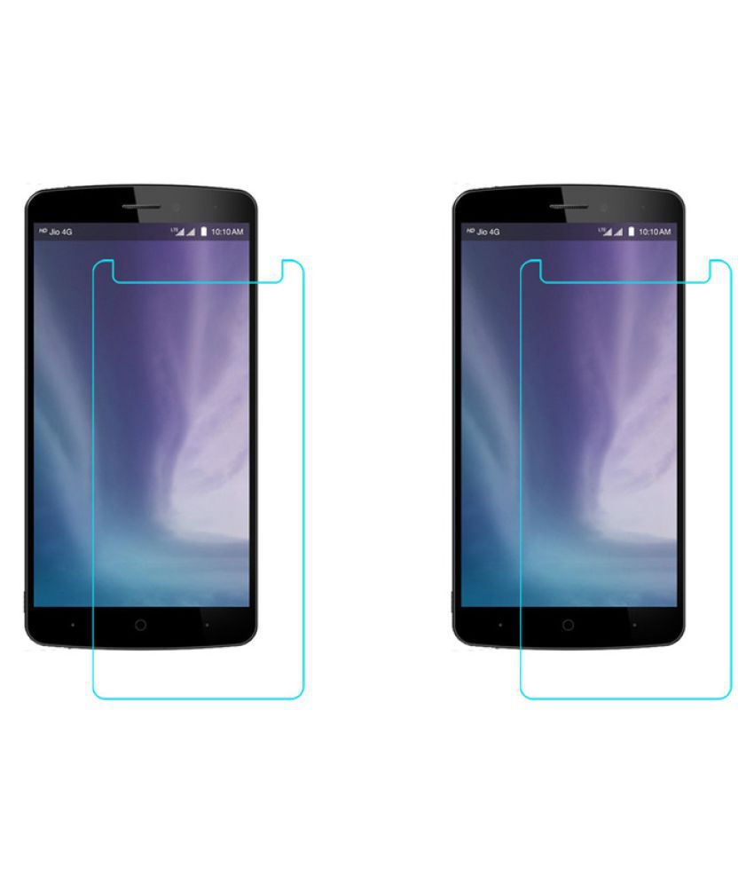 LYF Wind 3 Tempered Glass Screen Guard By Acm