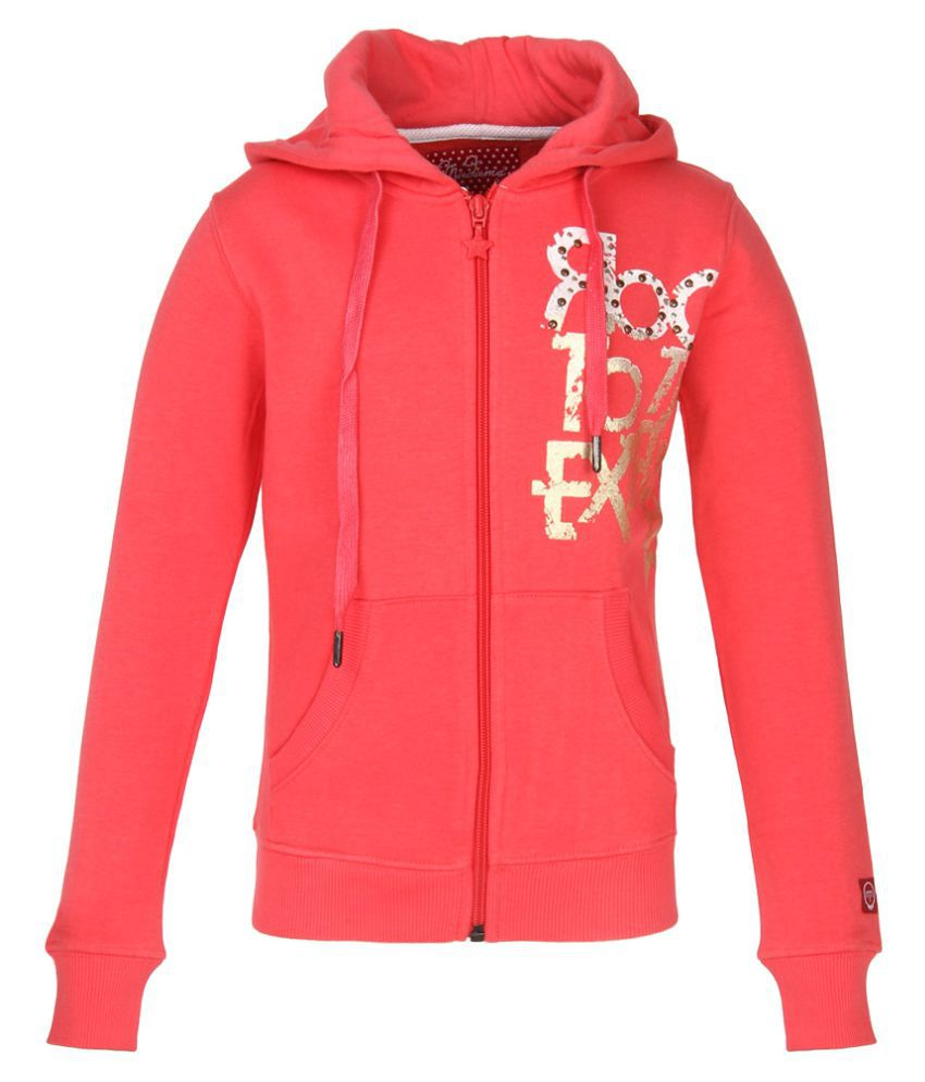 Madame Pink Sweatshirt