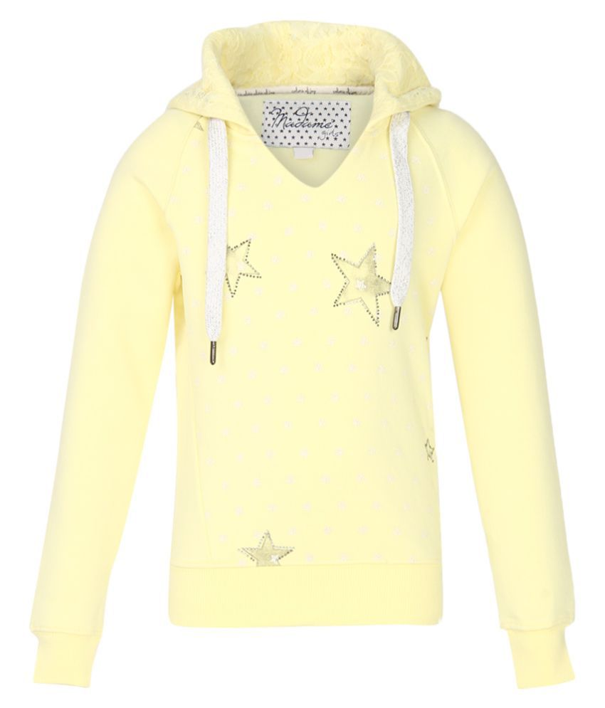 Madame Yellow Sweatshirt