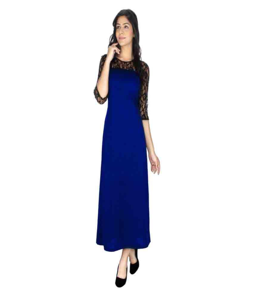 Visach Viscose Dresses