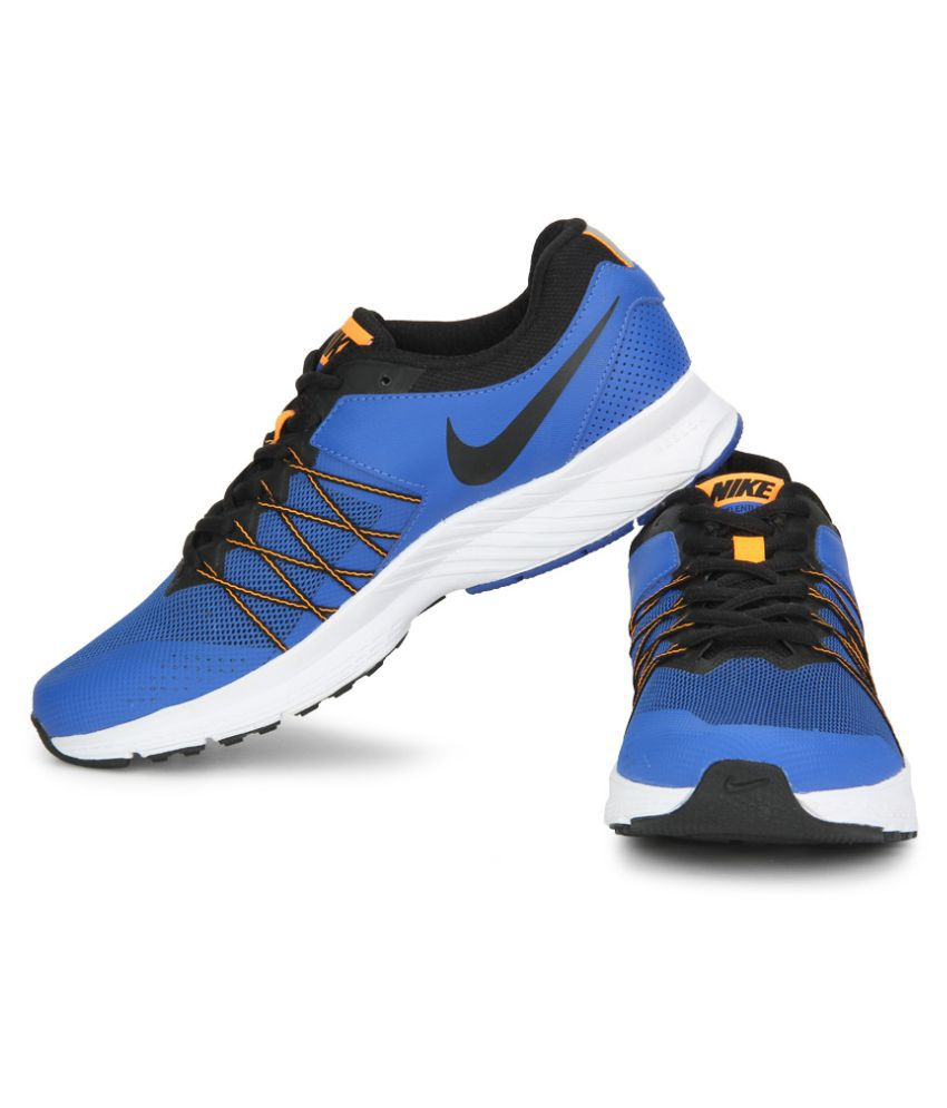 1814a1bfdec Nike Air Relentless 6 Msl Blue Running Shoes - Buy Nike Air ...