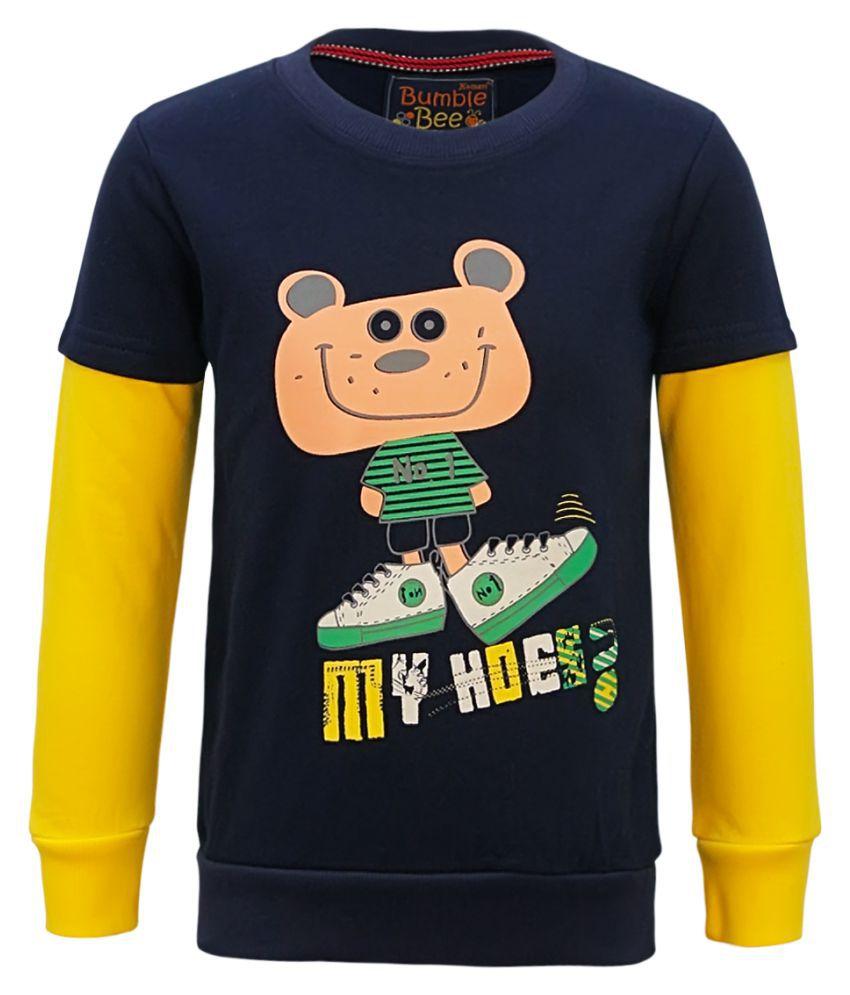 Kothari Navy Sweatshirt