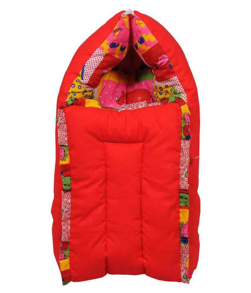 Jack & Jill Cotton Sleeping Bags ( 76 cm × 61 cm)