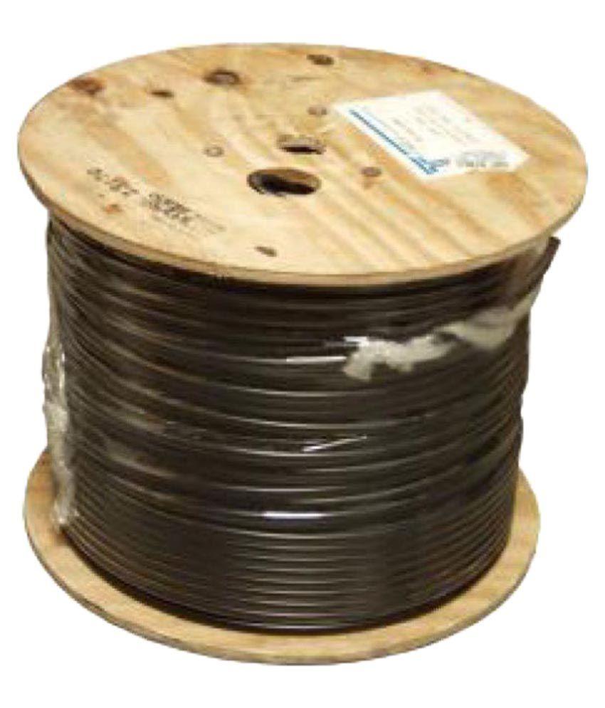 Lintratek LMR400 Cable 3200 3G Black