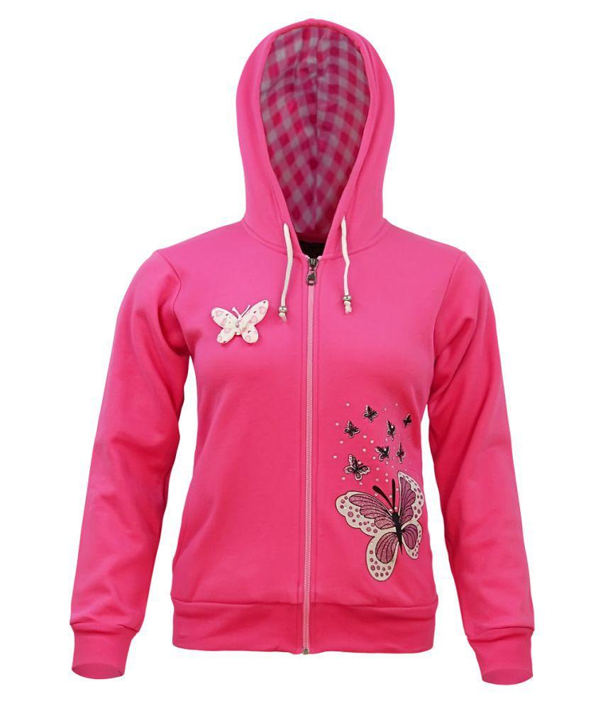 Kothari Pink Swearshirt