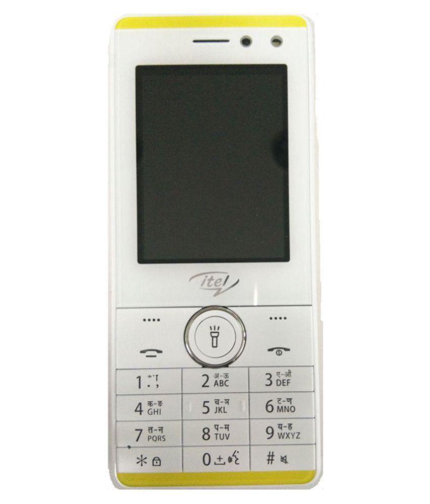 Itel Mobile It5232 256 MB White