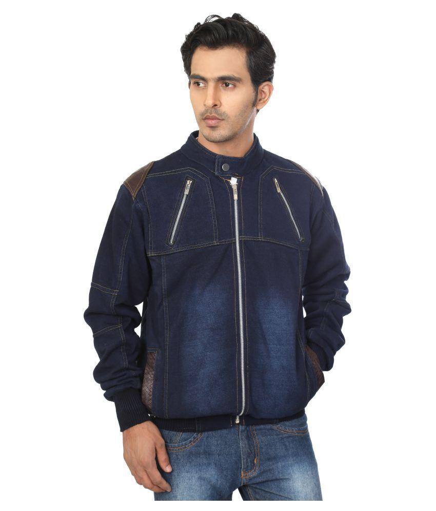 c63bcd591ac Zeel Blue Denim Jacket
