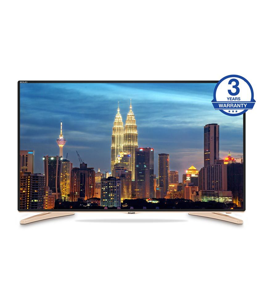 Mitashi MiDE050v05 127 cm (50) Full HD LED Television With 3 Years Warranty