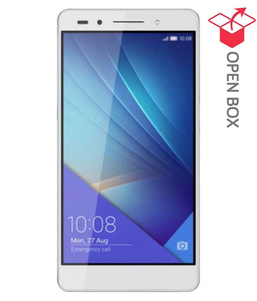 Open-Box Huawei Honor 7 16GB Silver