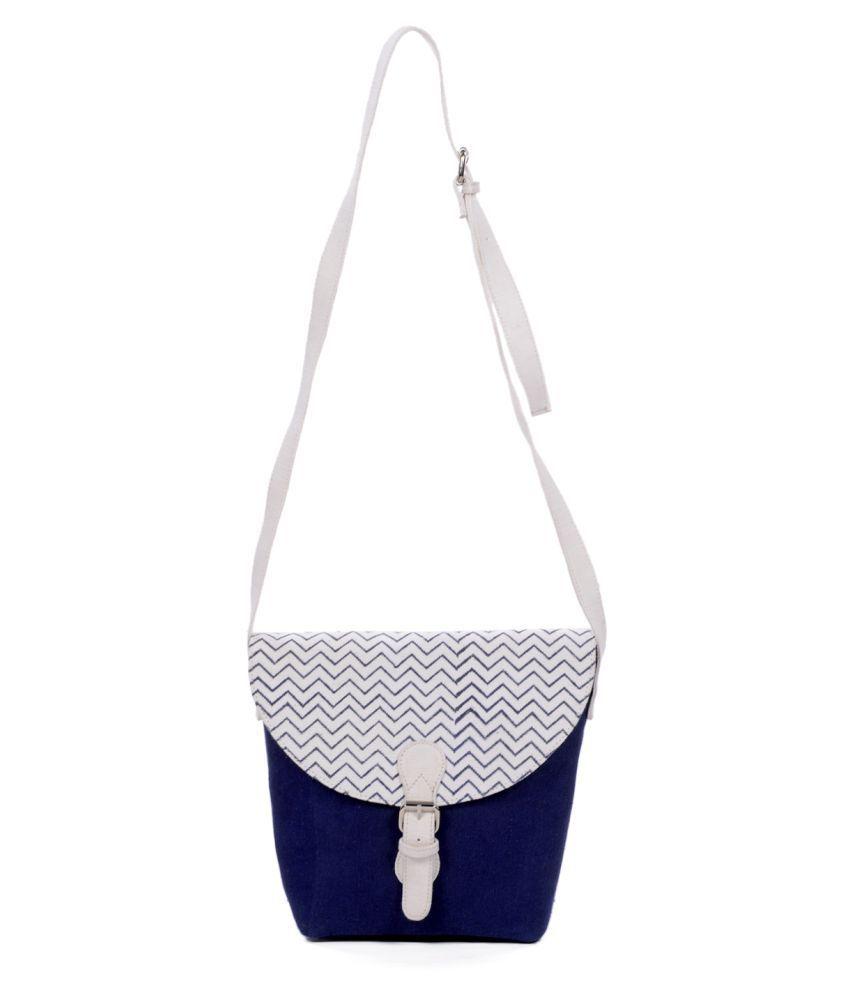 Natural Furnish Multi Cotton Shoulder Bag