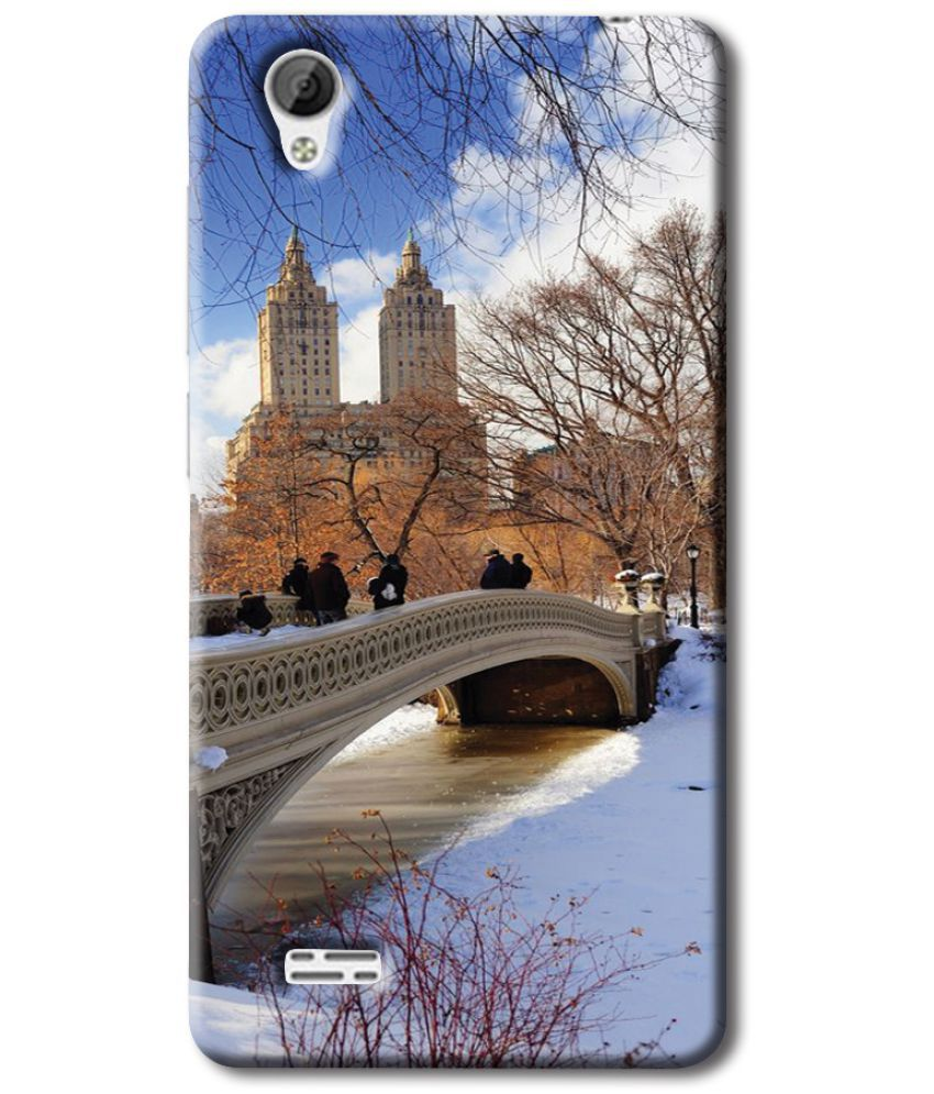 Vivo Y31 Printed Cover By Cell First