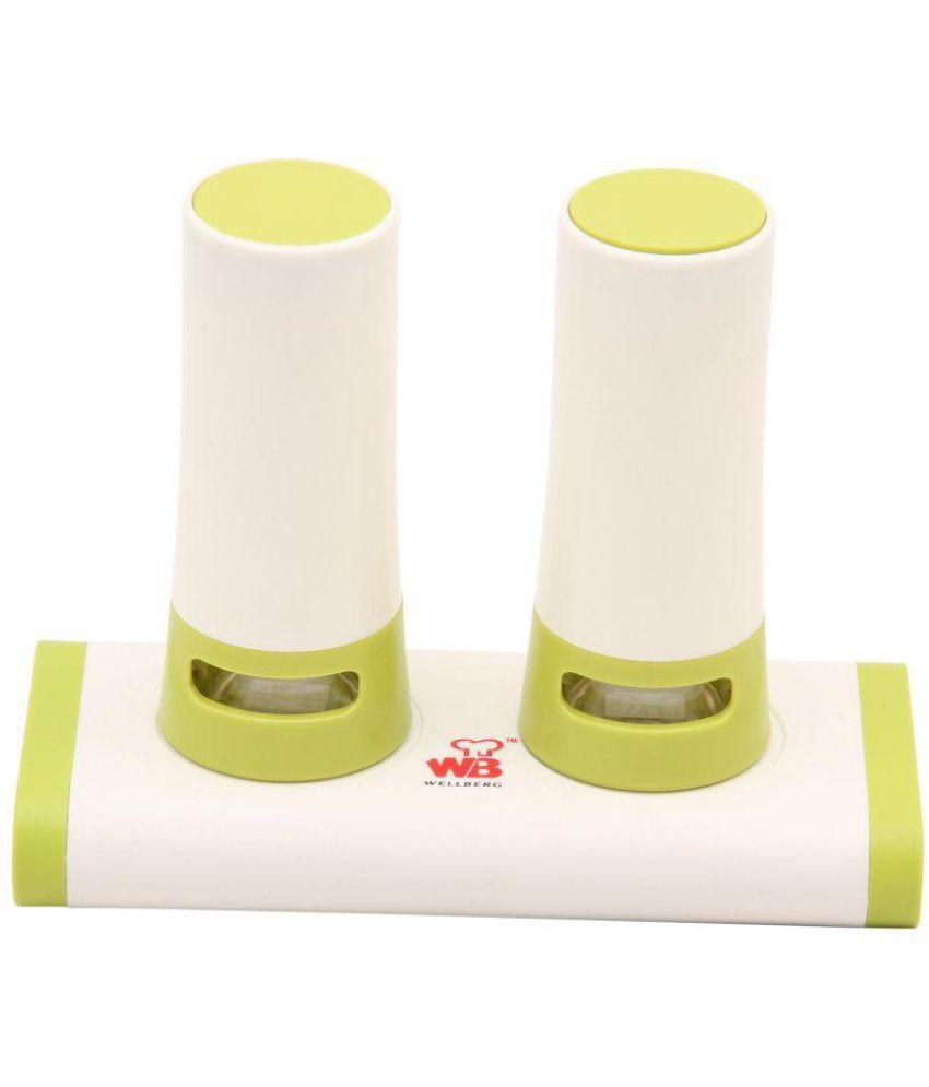 Wellberg Virgin Plastic Shakers