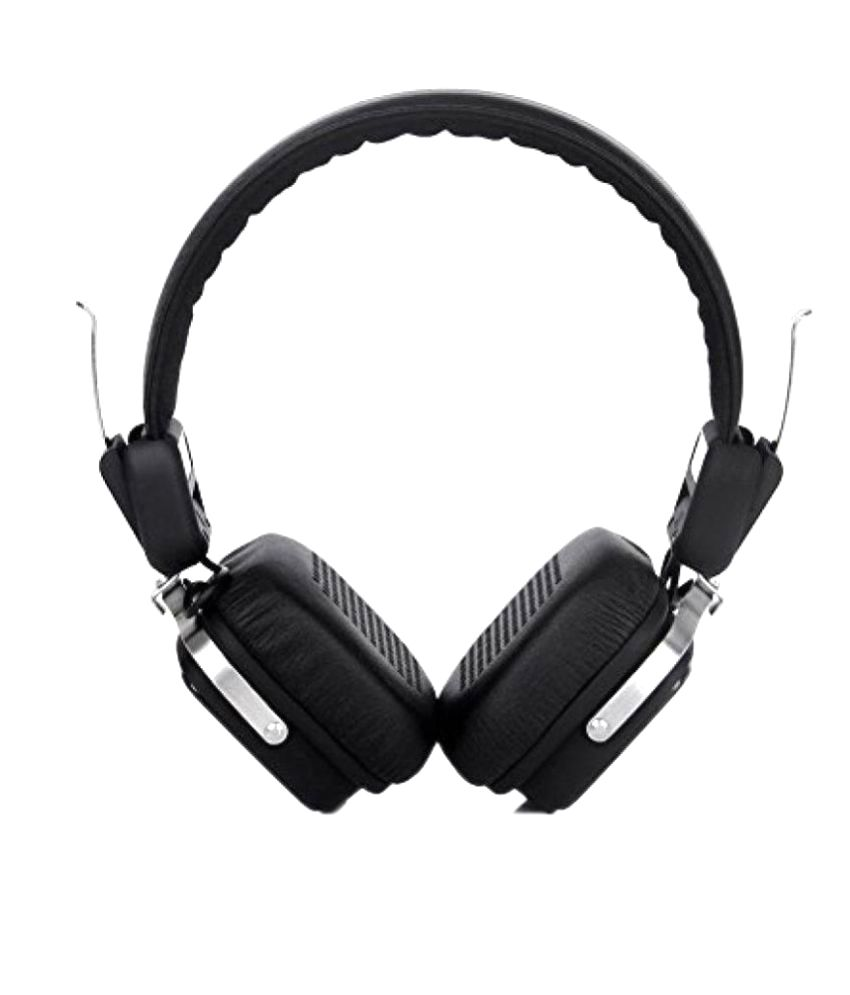 80adb248990 boAt Rockerz 600 Wireless Bluetooth Headphone Black - Buy boAt Rockerz 600  Wireless Bluetooth Headphone Black Online at Best Prices in India on  Snapdeal