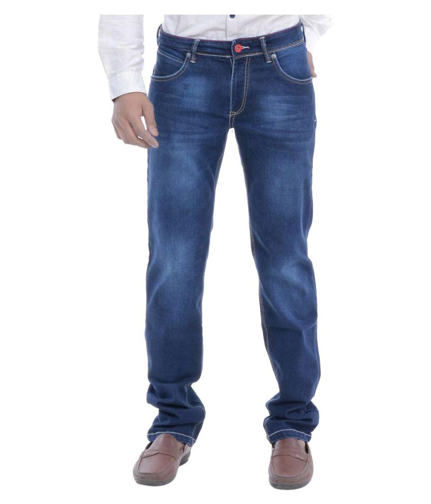 Moustache Blue Skinny Jeans
