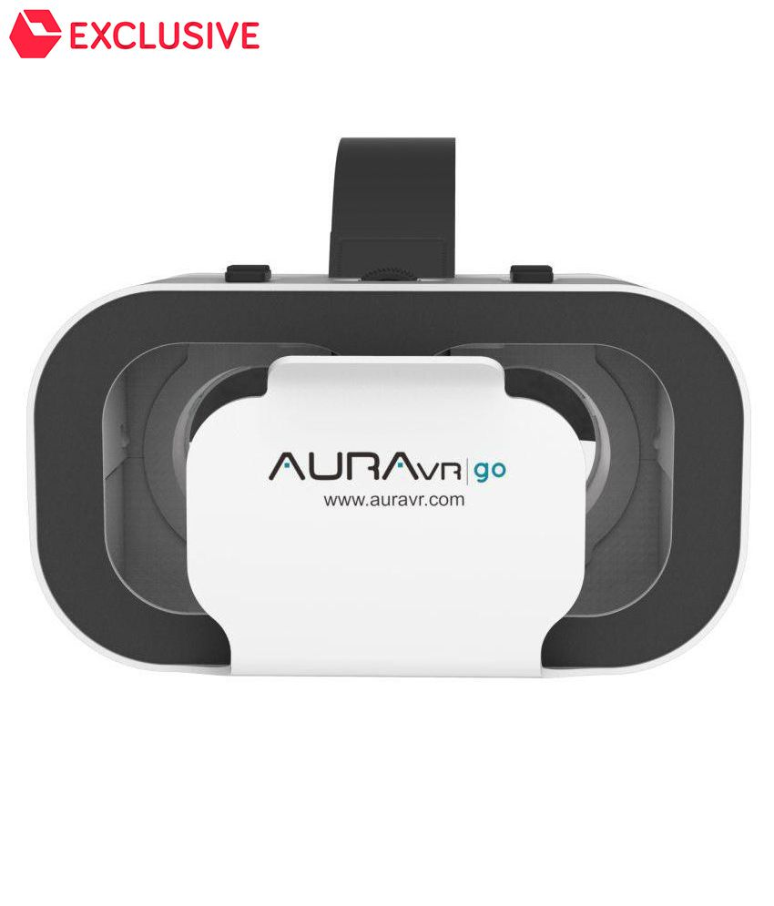 AuraVR Go UpTo 14 cm (5.5) Inbuilt clicker button that works in VR mode