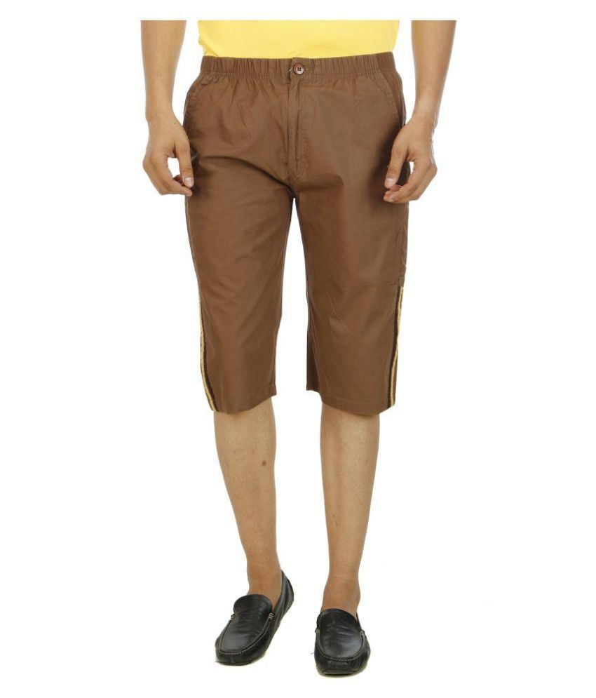 Leg-In Brown 3/4ths
