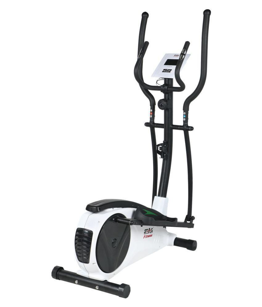 Life Fitness Treadmill Craigslist: Stag Fitness S3.3E Elliptical Trainer: Buy Online At Best