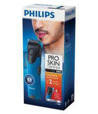 Philips BT1000/15 Beard Trimmer ( Blue )