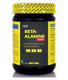 HealthVit Beta Alanine Powder-200 Gm 200 Gm Unfalvoured