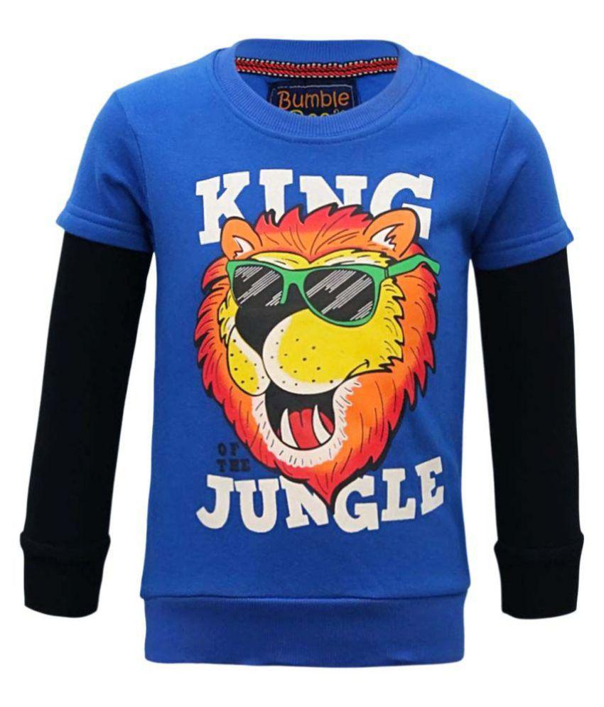 Kothari Full Sleeve Round Neck Sweatshirt