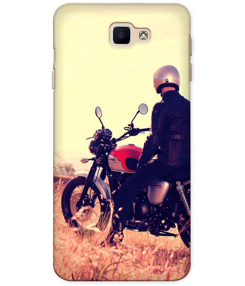 Samsung Galaxy J5 Prime Printed Cover By CRAZYINK