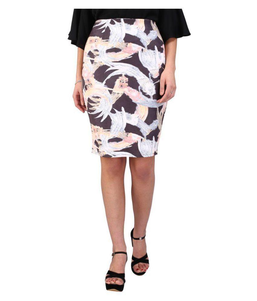 buy admire designer studio velvet pencil skirt at