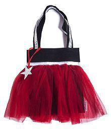 Lill Pumpkins Red and Black Tutu Bag