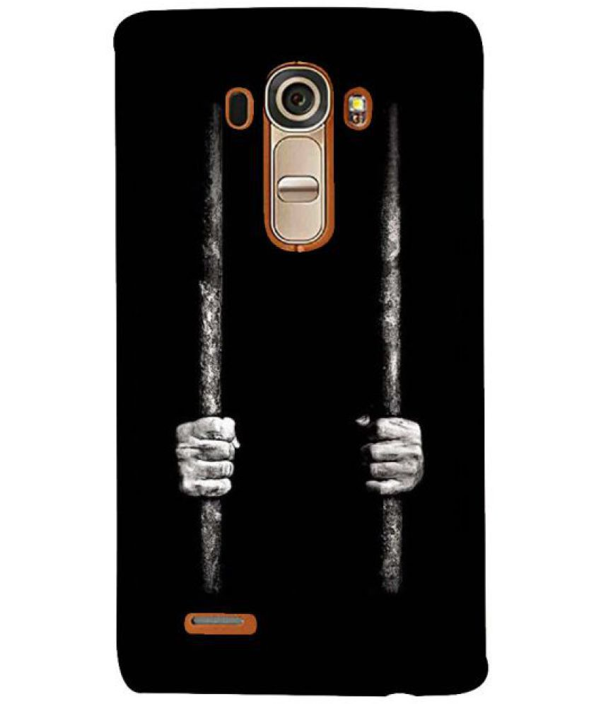 LG G4 3D Back Covers By Fuson