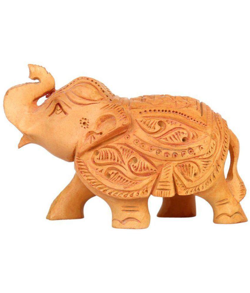 Rajrang Brown Wood Craft Toys 6