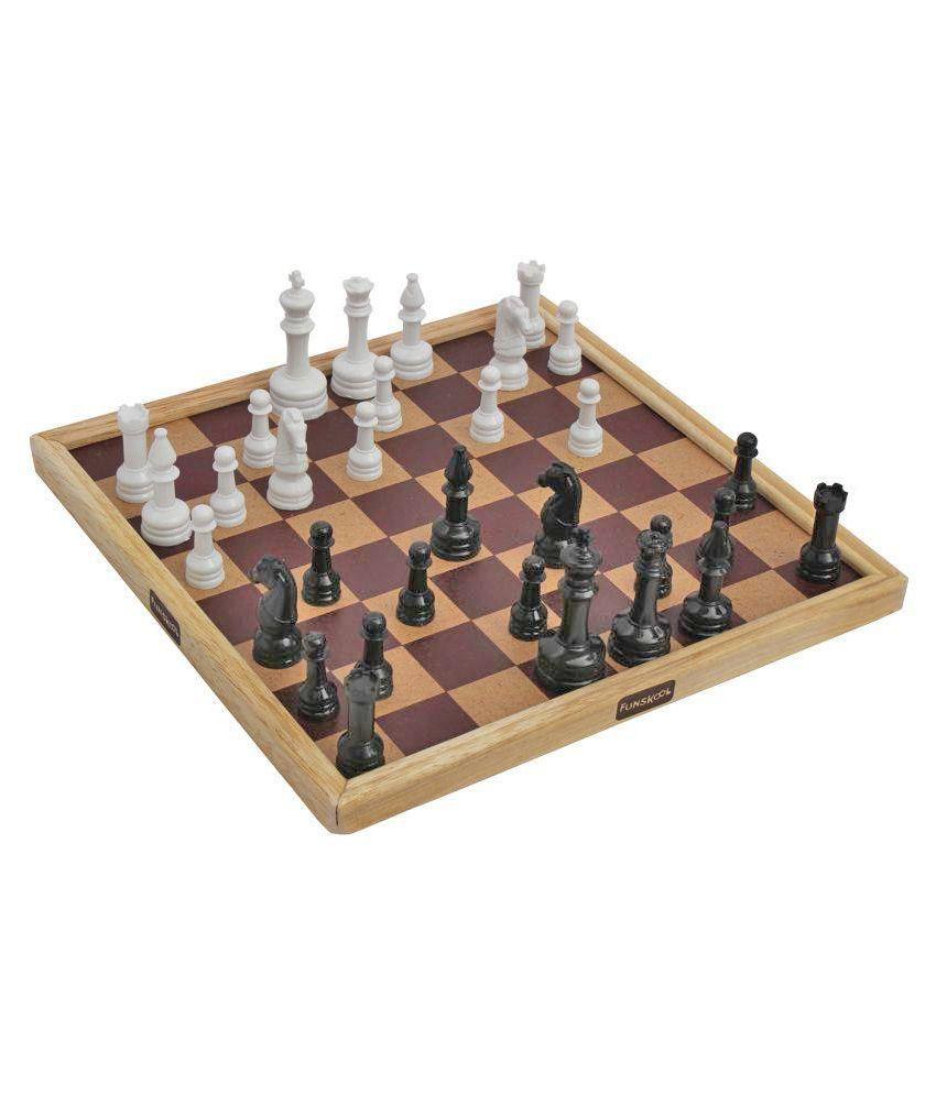 Funskool Classic Chess Board