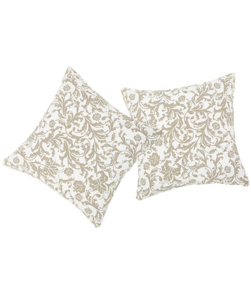 Rosara Set of 2 Cotton Cushion Covers