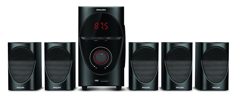 Philips-Spa7000b-5.1-Speaker-System