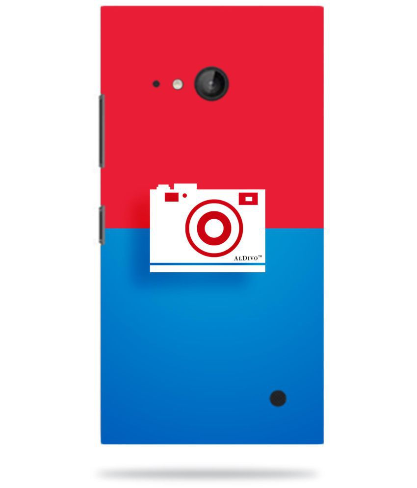 Nokia Lumia 730 Printed Cover By ALDIVO