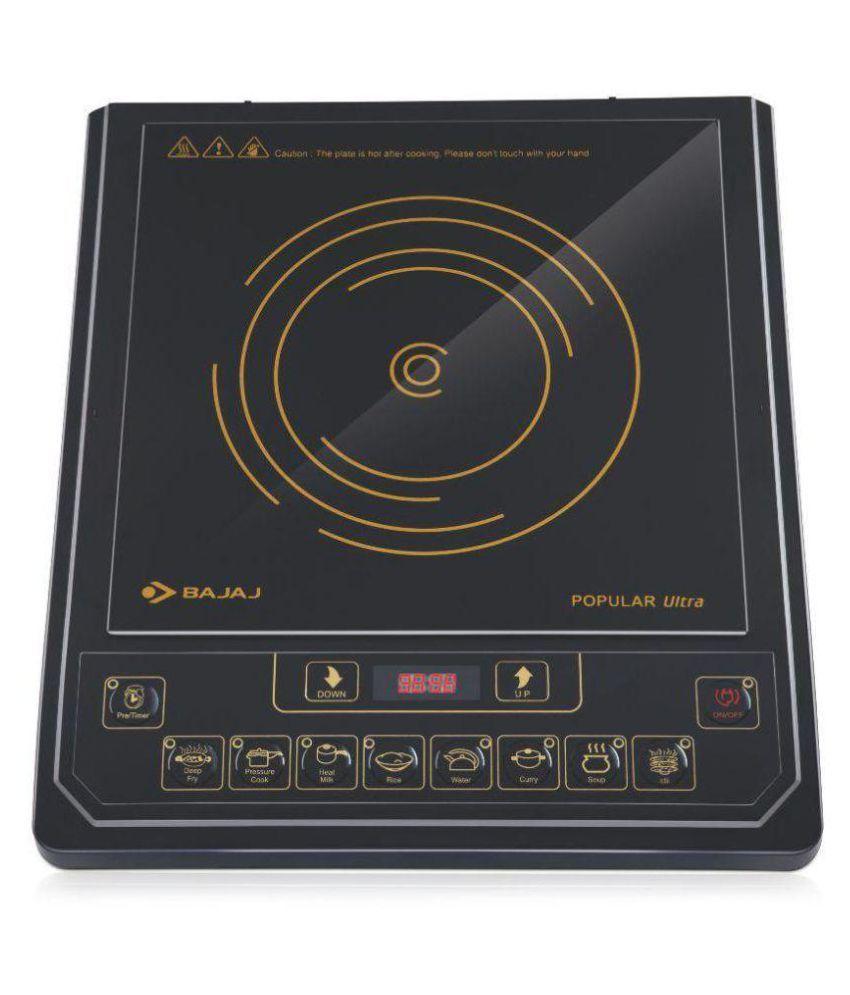 Bajaj Popular Ultra 1400 Watt Induction Cooktop
