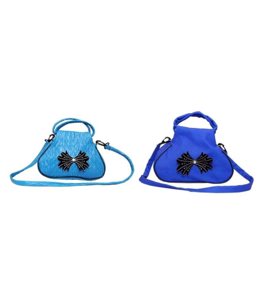 BB Enterprises Multi Artificial Leather Sling Bag