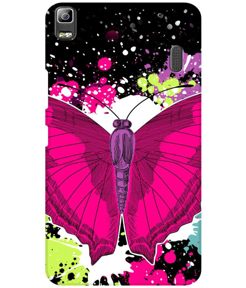 Lenovo A7000 3D Back Covers By Aman