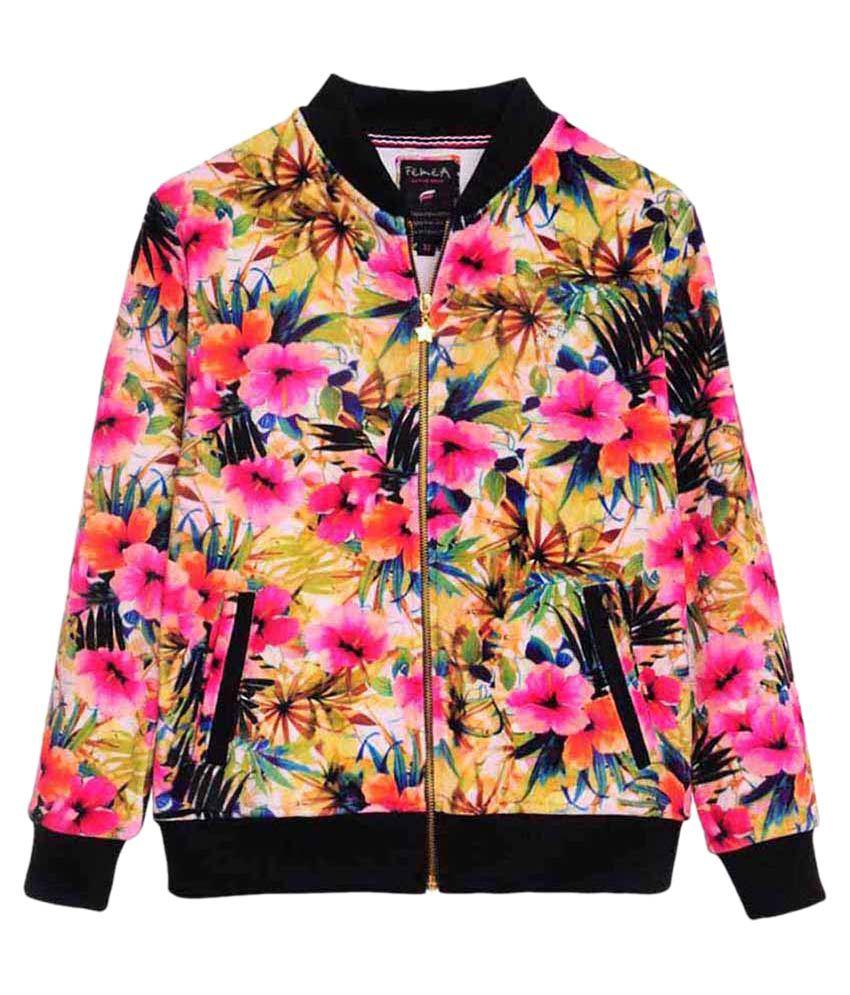 Femea Multicolor Winter Sweatshirt