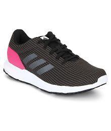 Adidas Cosmic Black Running Shoes