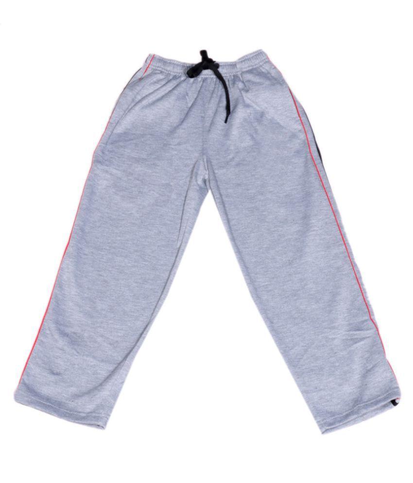 IndiWeaves Gray Wollen Pyjamas