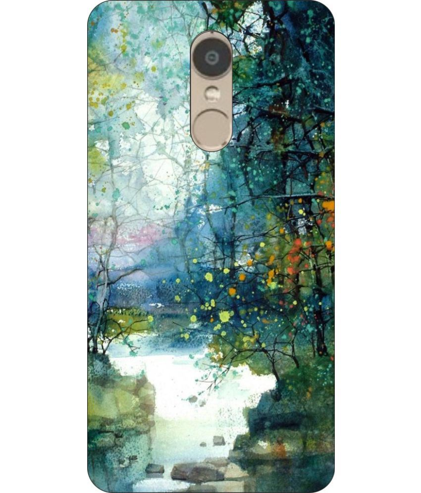 Lenovo K6 Note Printed Cover By Go Hooked